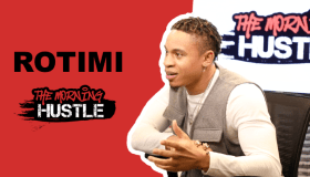 rotimi - the morning hustle interview
