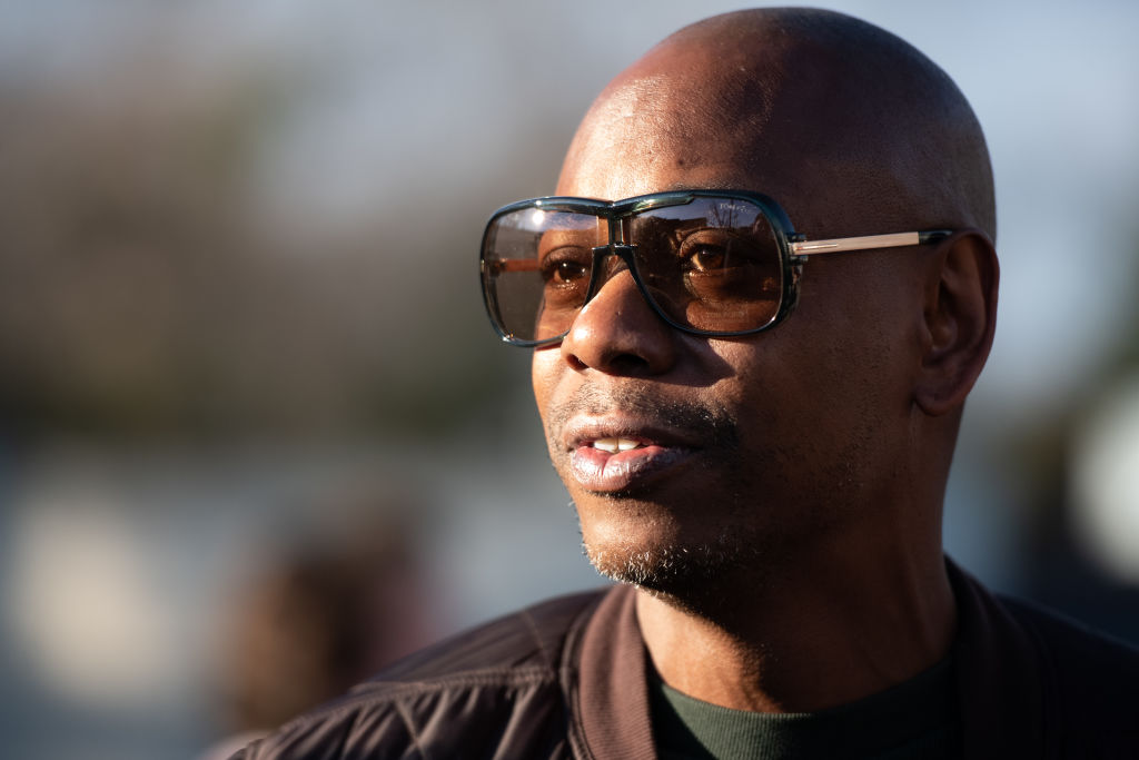 Dave Chappelle speaks about George Floyd protests in new special