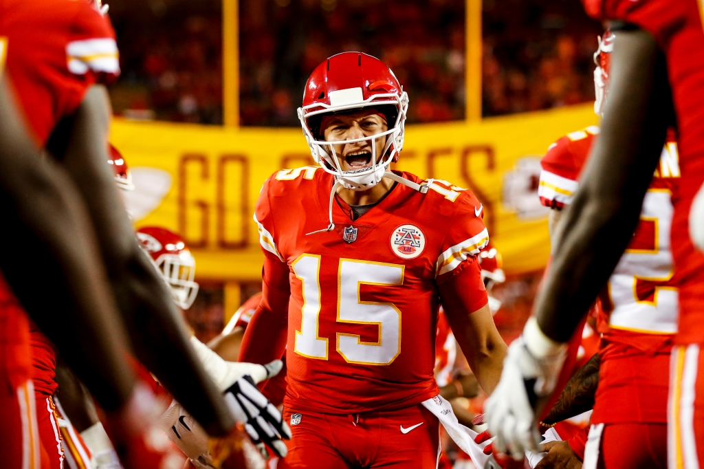 Patrick Mahomes is now the richest athlete in North America professional sports.
