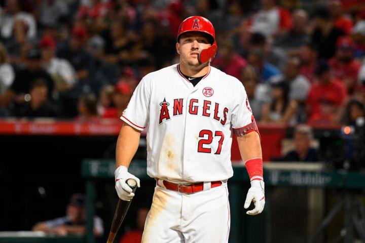 MLB: AUG 30 Red Sox at Angels