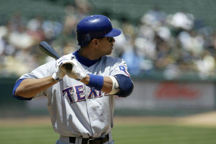 Alex Rodriguez (Texas Rangers)