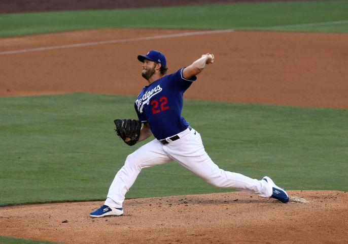 MLB: JUL 06 Dodgers Summer Camp